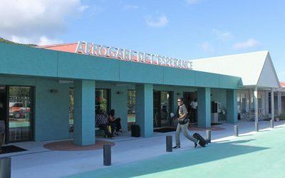 À LA UNE – AEROPORT DE GRAND CASE La phase 1 des travaux est terminée
